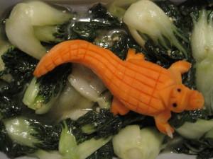 Carrot Crocodile
